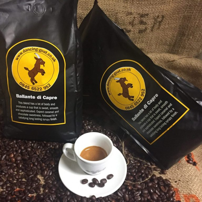 Ballante di Capre Whole Bean Blend
