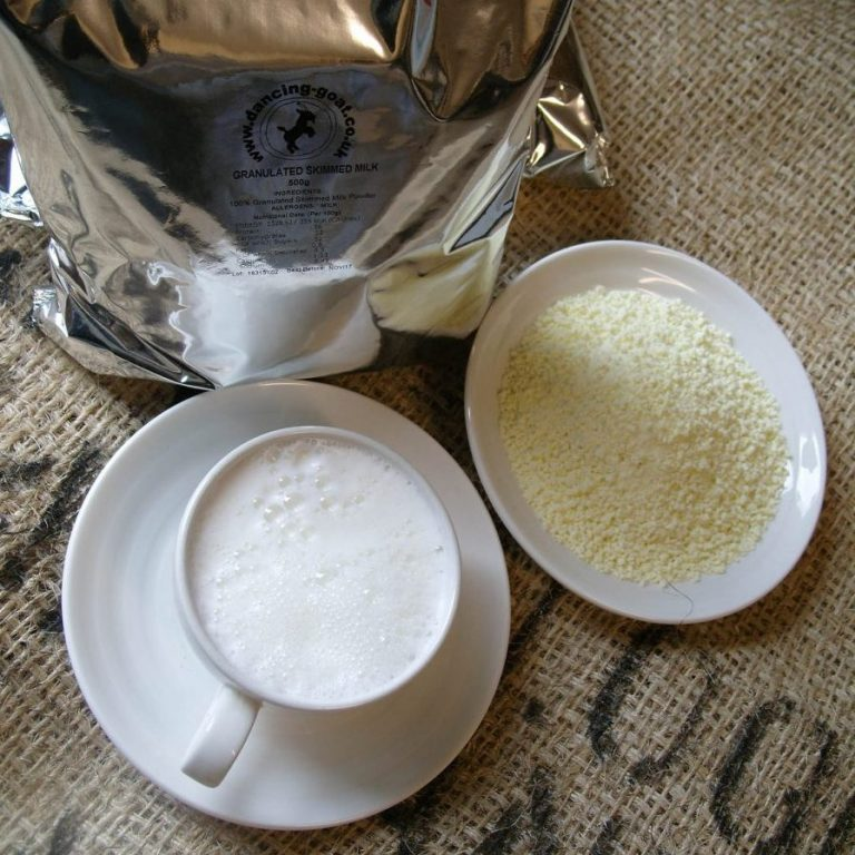 Granulated Skimmed Milk