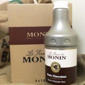 Monin Dark Chocolate Sauce