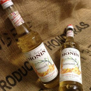 Monin Butterscotch Syrup
