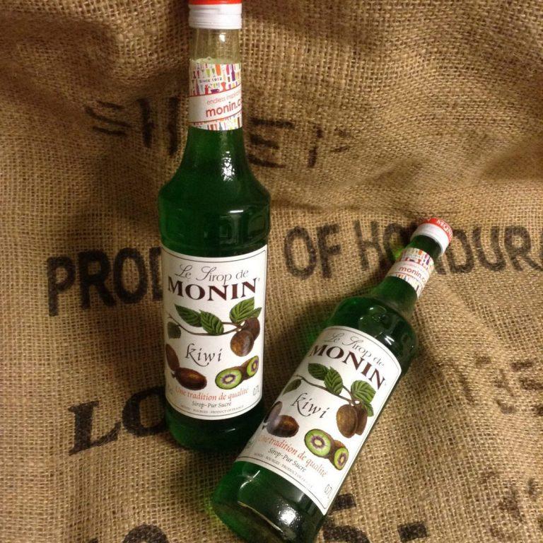 Monin Kiwi Syrup