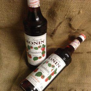 Monin Raspberry Syrup