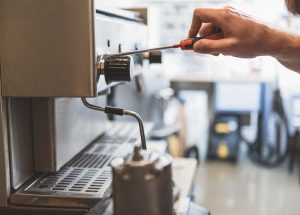 Commercial Coffee Machine Servicing