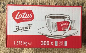 Lotus Biscoff Coffee Biscuits