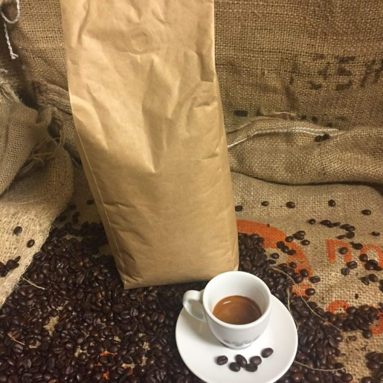 Cafe d'Or Decaf Coffee Beans by Dancing Goat Coffee