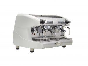 Brasilia Sofia Side Panel and Front of Coffee Machine