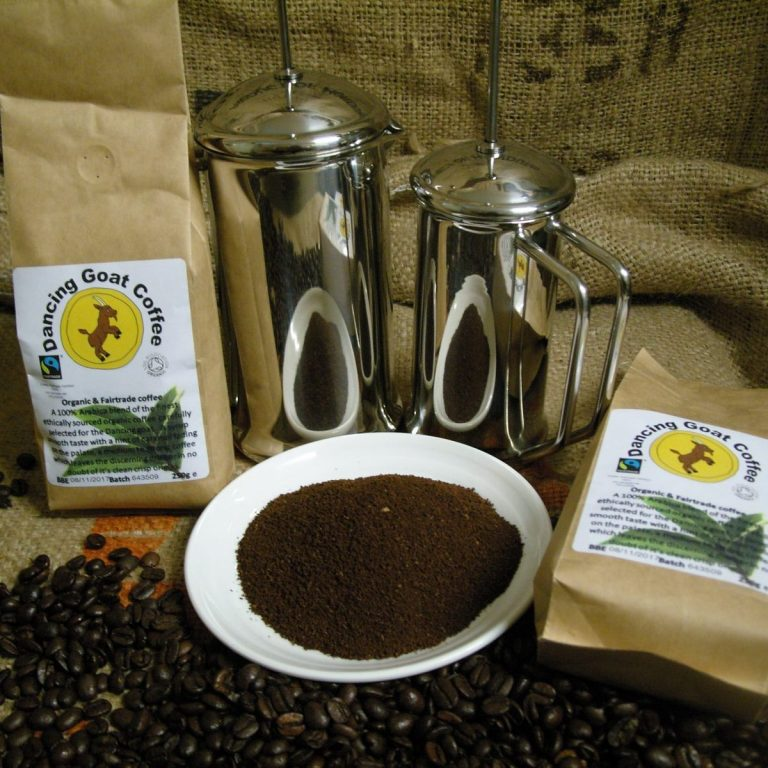 Fairtrade Organic Ground Coffee