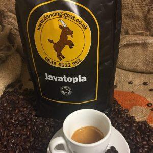 Javatopia Whole Coffee Bean Blend