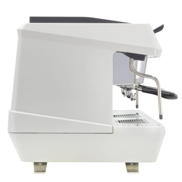Brasilia Rito 2 Group Commercial Coffee Machine Side View