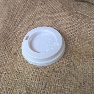 Sip Lid for 8oz Takeaway Coffee Cup