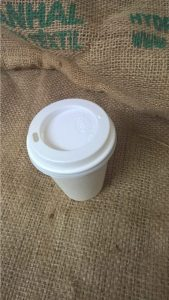Sip Lid for 8oz Cup