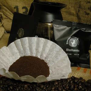 Ballante Ground Filter Coffee by Dancing Goat Coffee