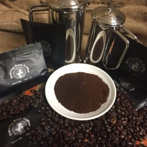Cafetiere Coffee by Dancing Goat Coffee