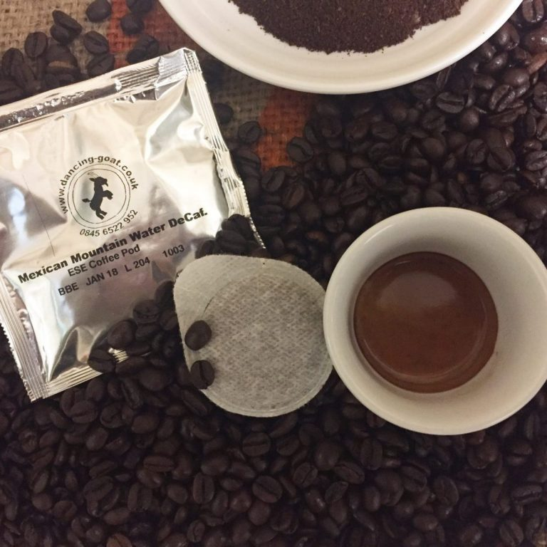 Mexican Mountain Water Decaffeinated Coffee Pods