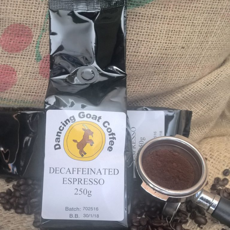 Espresso Ground Decaffeinated