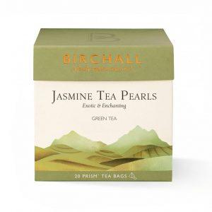 Birchall Jasmine Tea Pearls Prism Tea Bags