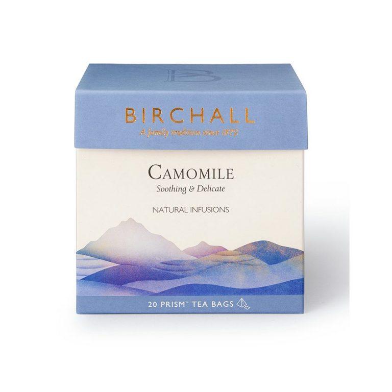 Birchall Camomile Prism Tea Bags