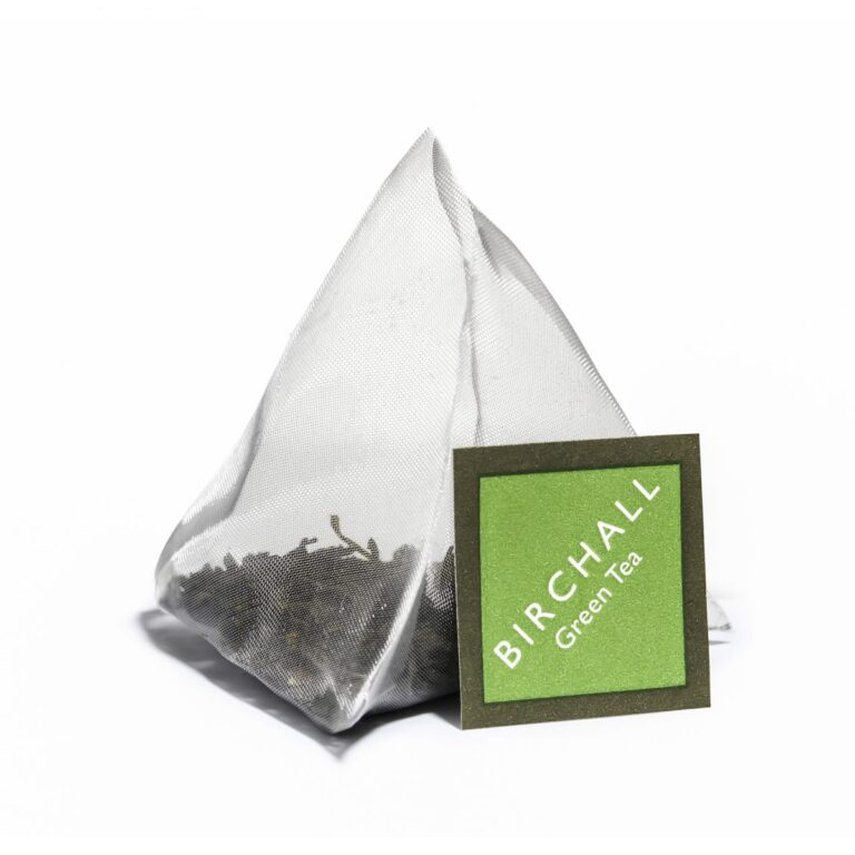 Birchall Green Tea Prism Bag