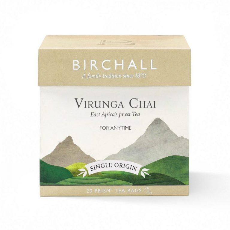 Birchall Virunga Chai Tea Prism Bags