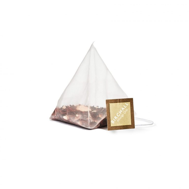 Birchall Virunga Chai Tea Prism Bag