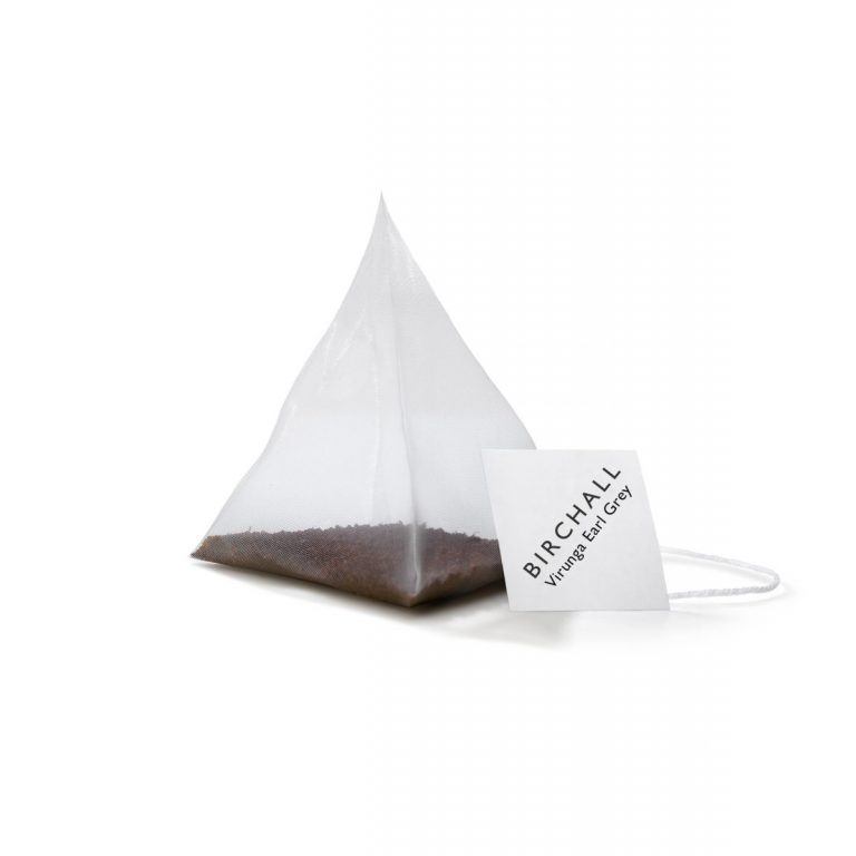 Birchall Virunga Earl Grey Prism Tea Bag