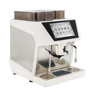 Brasilia Moda Super Automatic Bean to Cup Coffee Machine