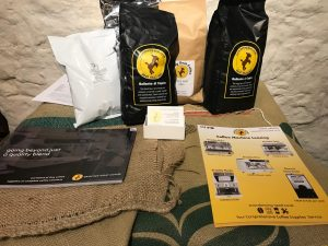 Dancing Goat Coffee Products