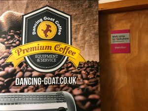 Dancing Goat Coffee Joins Welcome to Yorkshire